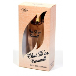 CHAT DOR CARAMELL 30ml