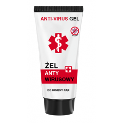 Anti-virus gel na ruce 30ml...