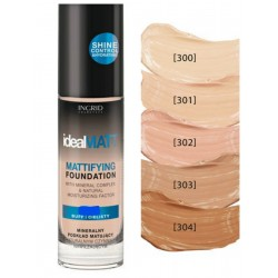 Ideal Matt 300 make up Ingrid